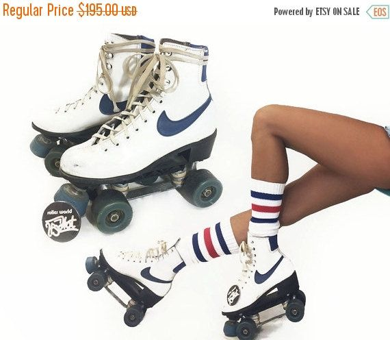Your Place To Buy And Sell All Things Handmade In 2020 Vintage Nike Roller Skating Outfits Nike Retro