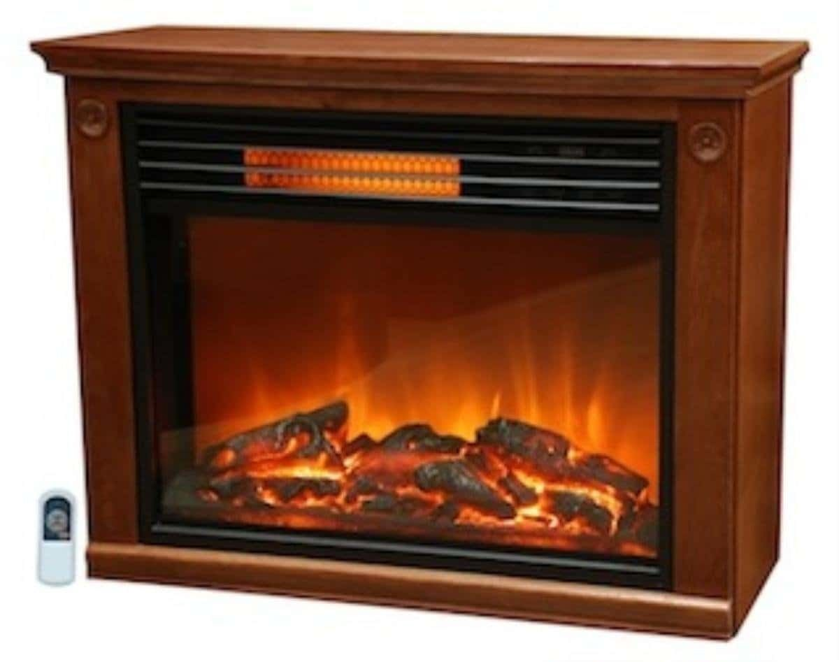 Electric fireplace fireplace heater and electric fireu