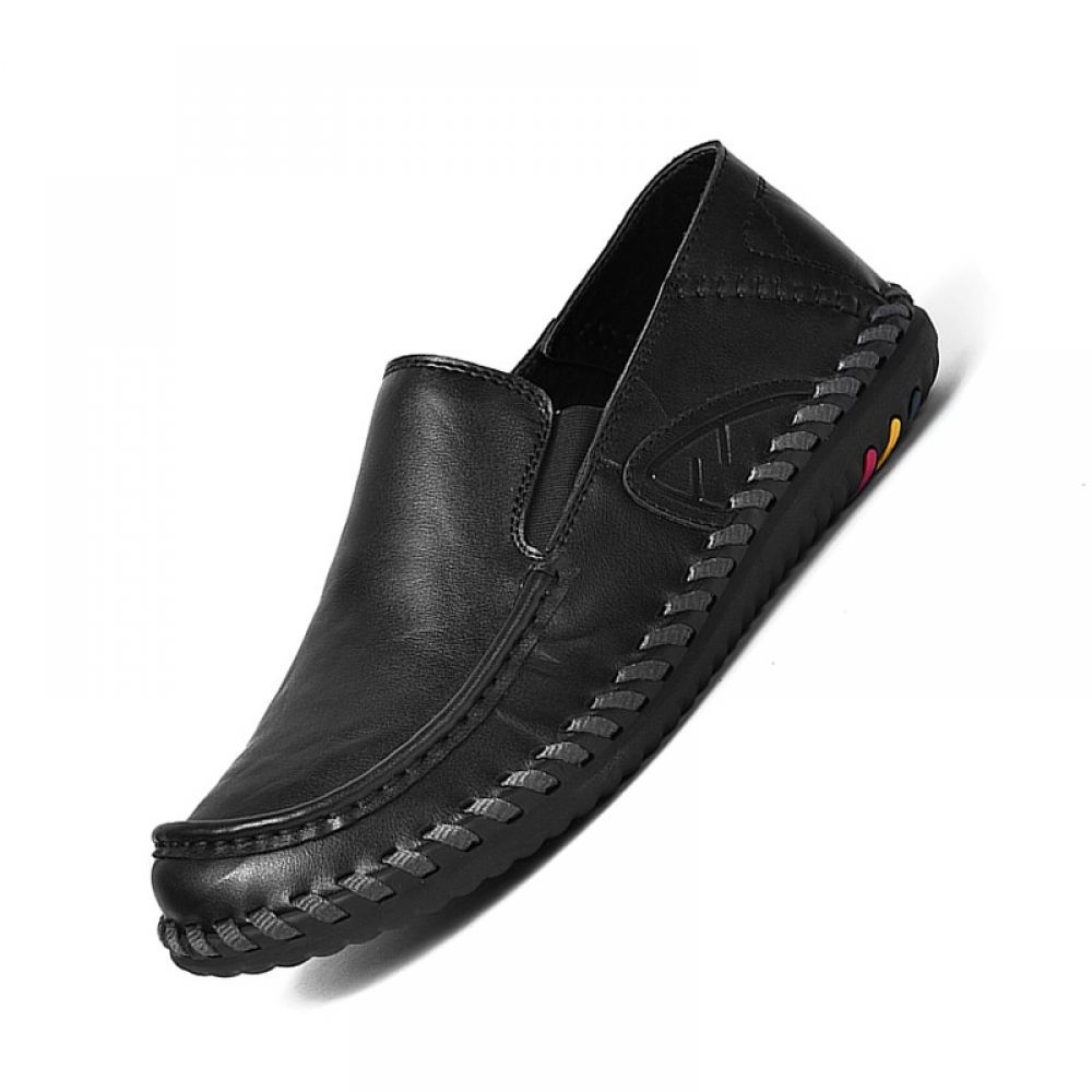 High Quality Genuine Leather Loafers Moccasins Men Shoe Kantangua Loafers Loafers Men Moccasins Mens