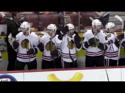 NHL LiveWire: Lightning and 'Hawks journey to The Cup