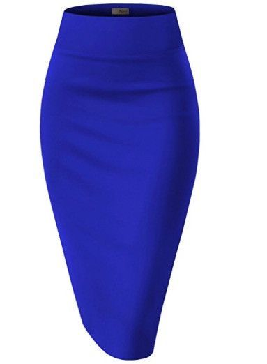 Fashion Pencil Skirt
