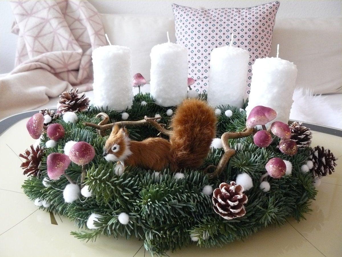 Mein Adventskranz....   home sweet home   Pinterest   Weihnachten ...