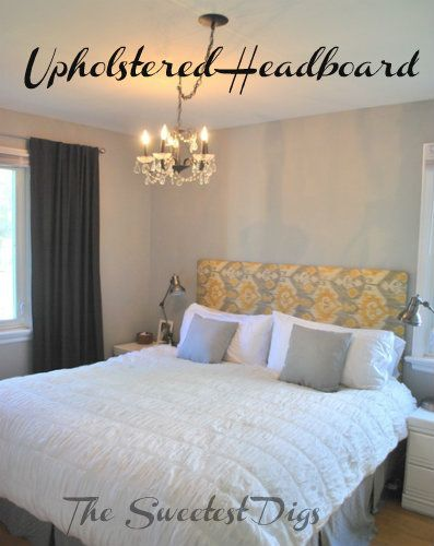 How To Make An Upholstered Headboard Home Home Decor Decor