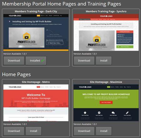 Best landing page wordpress options plugin