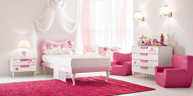Composiciones para cuarto de ni a barbie diamond muebles - Camas para ninas ...