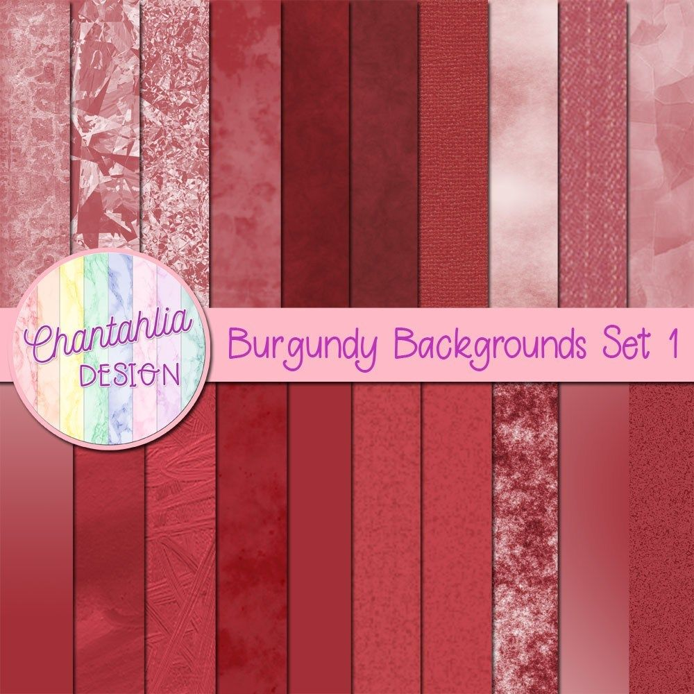 Printable pretty background pages kit 1