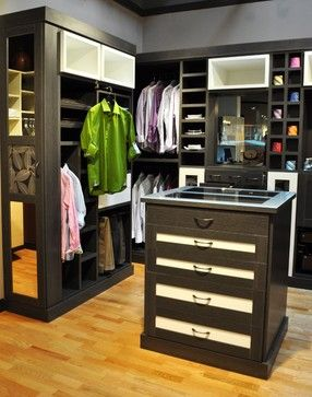 California Closets Walk Ins   Modern   Closet   Minneapolis   California  Closets Twin Cities