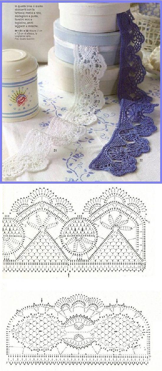 вязание Ruční Práce Háčkování Crochet Crochet Crochet Lace