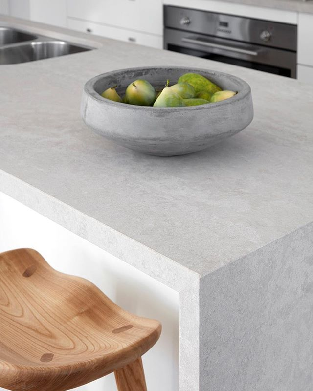 The Hamptons Inspired Riva 26 By Boutiquehomesvictoria Shows Off New 2018 Design Topus Concrete W Concrete Kitchen Counters Concrete Kitchen Kitchen Benchtops