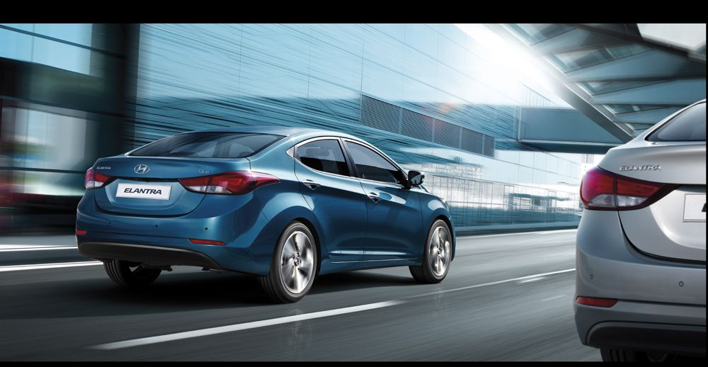 From Any Angle Elantra Is Pure Pleasure For Your Eyes Hyundai