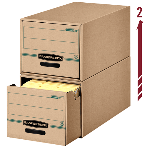 Bankers Box® Recycled Stor/Drawer® - Letter | Bankers Box