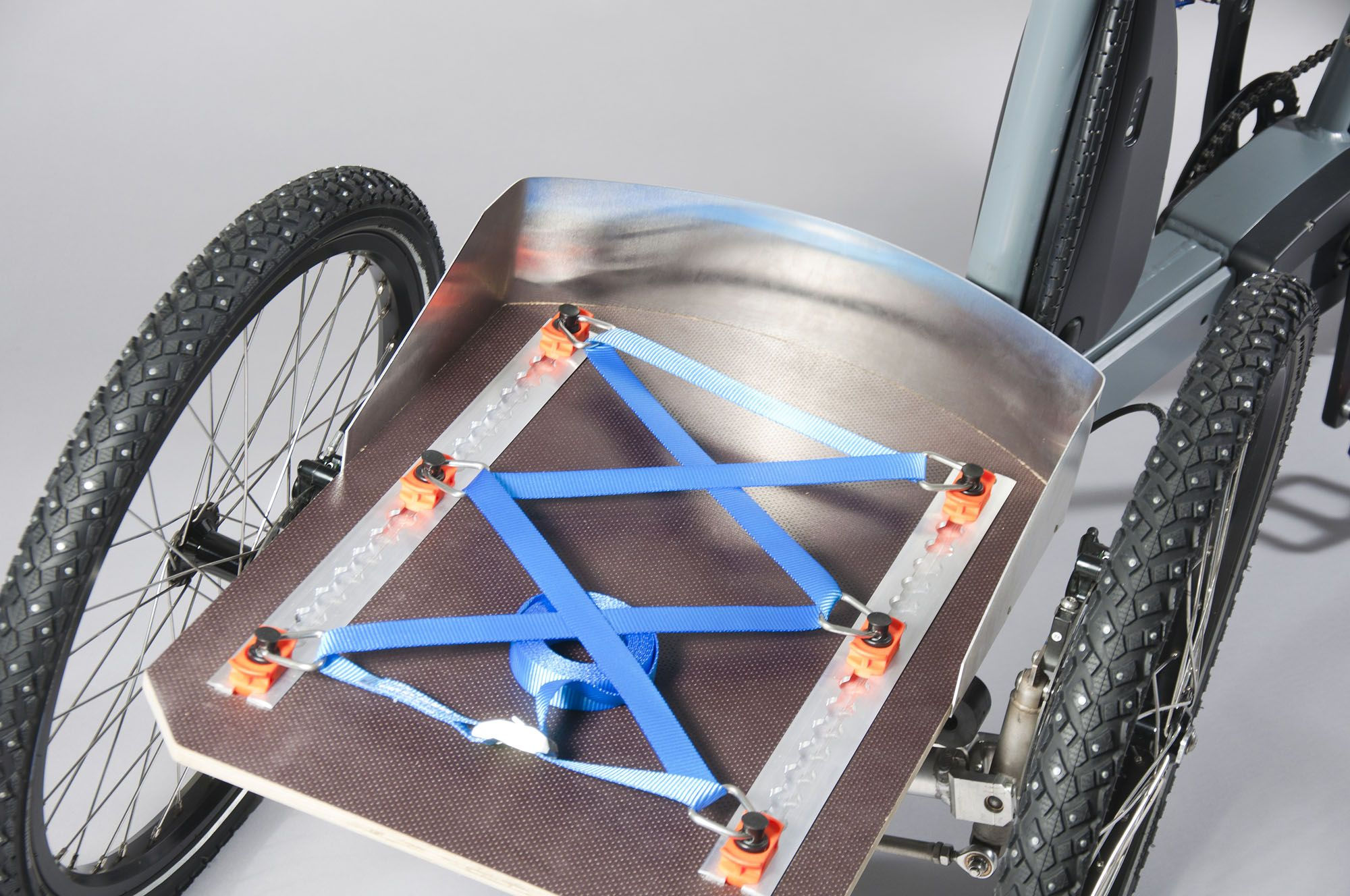 Sblocs Compact Cargo Bikes Elektro Rad