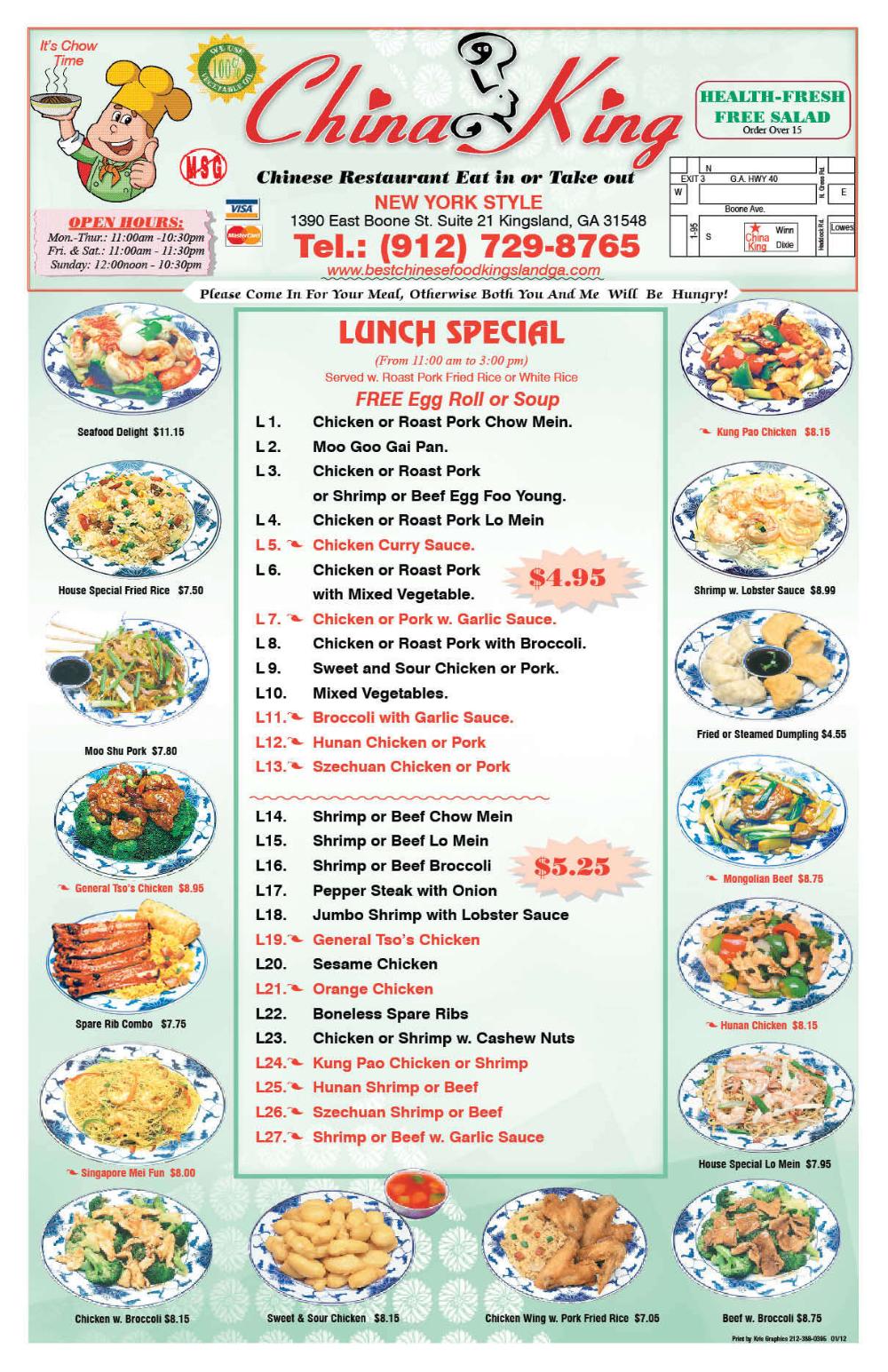 Chinese Menu Google Search Chinese Menu Chinese Restaurant Menu