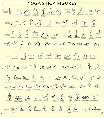 84 Classic Yoga Asanas Pdf Google Suche Yoga Stick Figures Yoga Asanas Yoga Chart