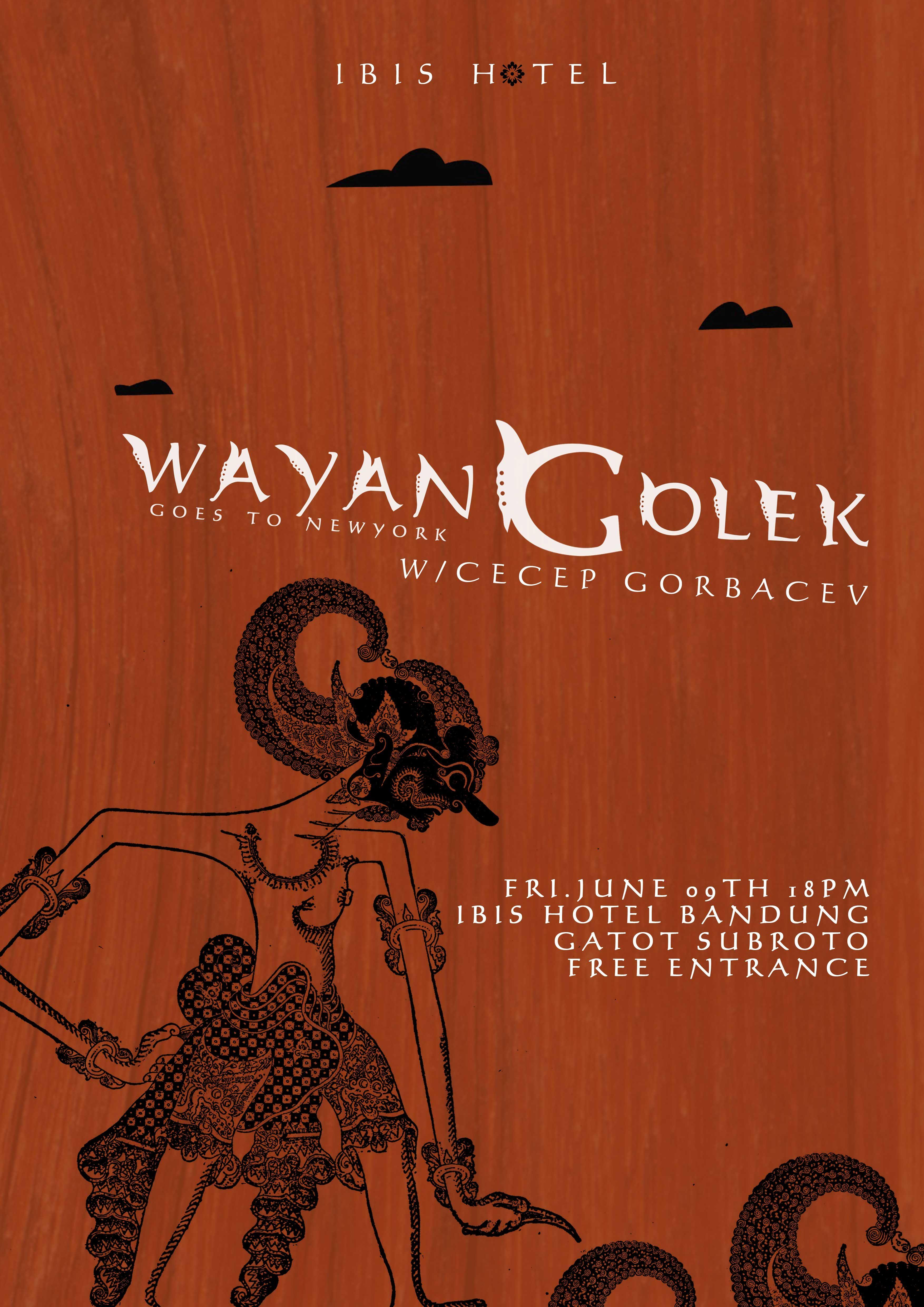 event poster wayang golek indonesia wayang kulit poster poster desain kulit pinterest