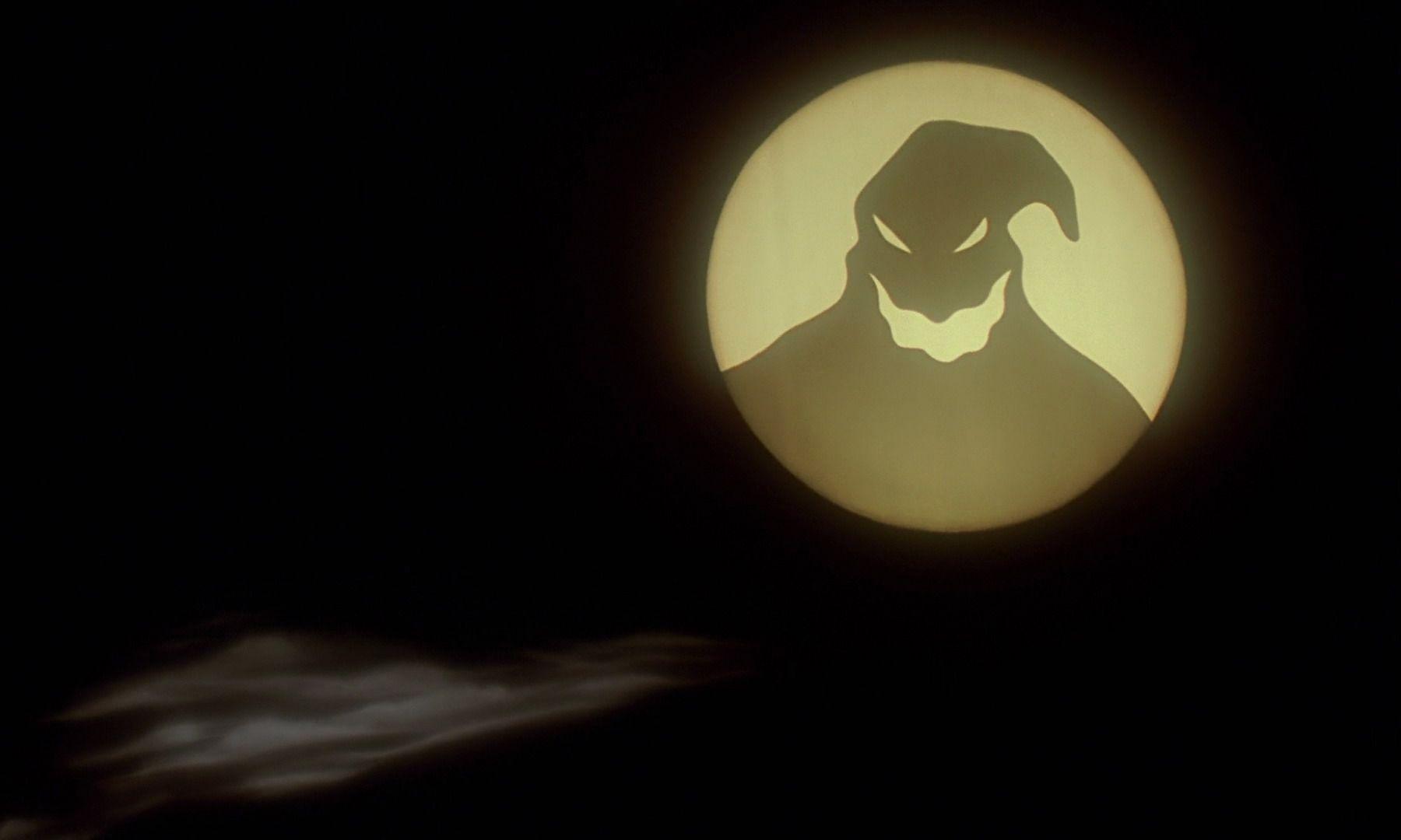 Nightmare Before Christmas (Oogie Boogie Moon) | Disney ...