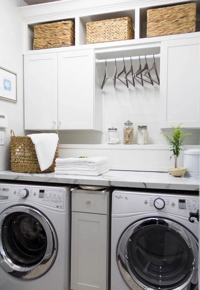 139 perfect laundry room designs ideas for small space 35 on extraordinary small laundry room design and decorating ideas modest laundry space id=69336