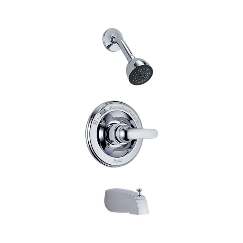 T13420 Cdn Canadian Classic Monitor 13 Series Tub And Shower Trim