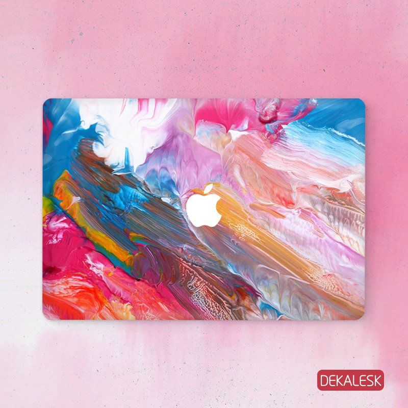 Beautiful Strokes - MacBook Skin