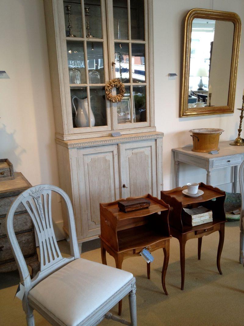 Swedish Furniture, Tone On Tone  Bethesda Maryland