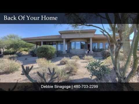 Romantic 3 Bedroom Home For Sale In Estancia Scottsdale Az