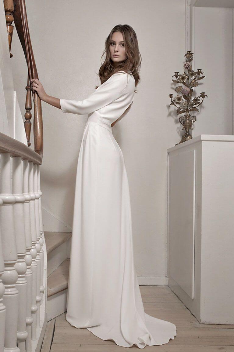 9446ee38c320 couture stuen designer skræddersyet brudekjoler brudekjoler eksklusive  brudekjole angelika dluzen