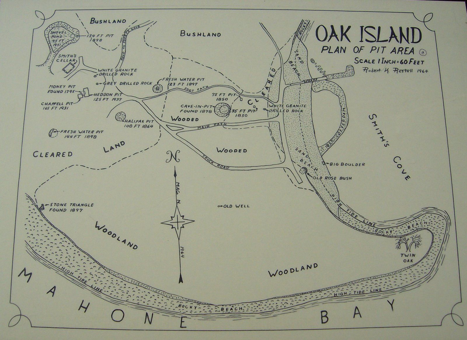 Oak Island Nc History Channel