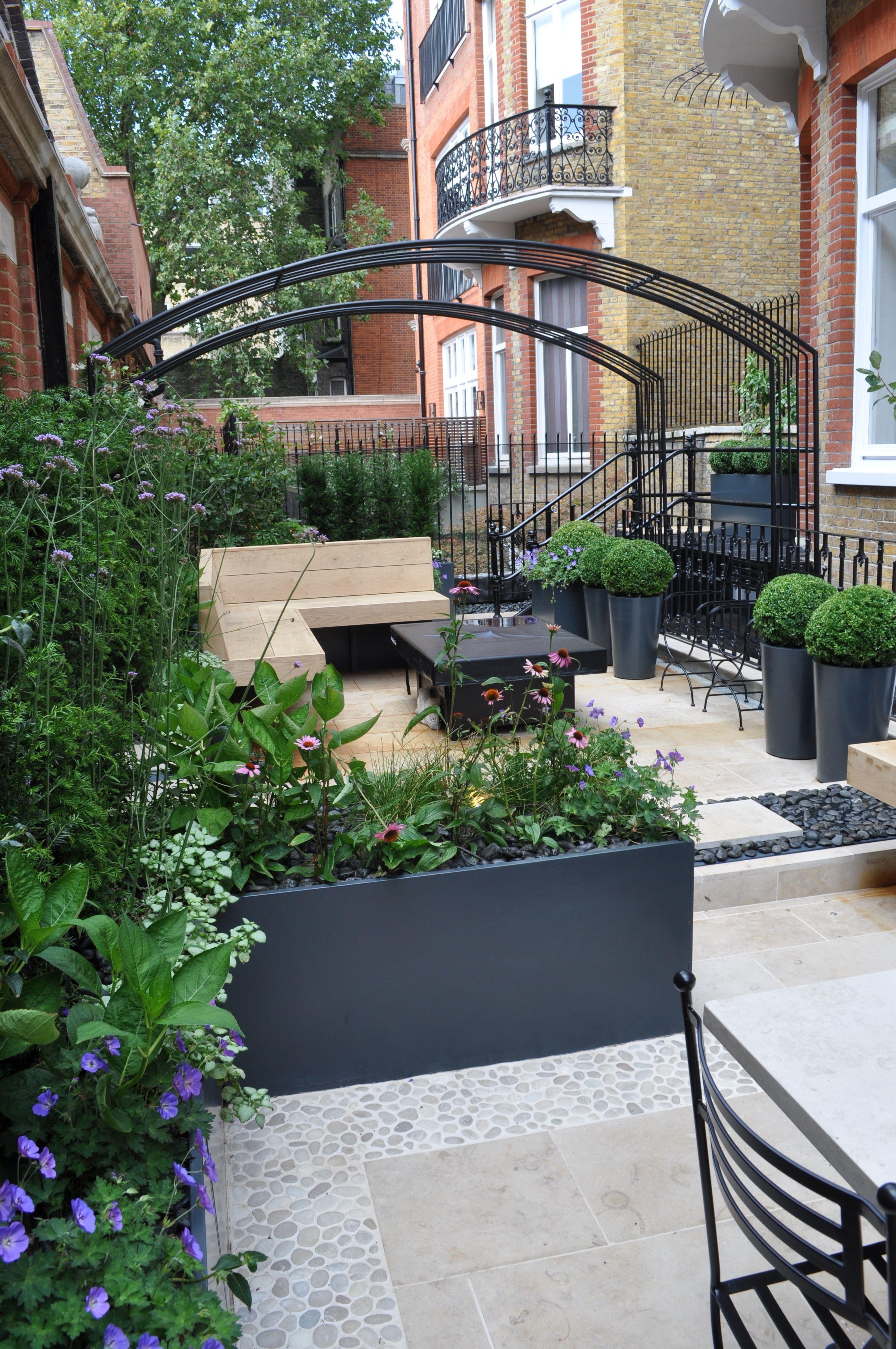 Knightsbridge Roof Terrace - Winner of the New Homes ...