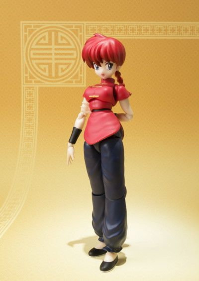 S.H. Figuarts《亂馬½》早乙女亂馬 | 玩具人Toy People News