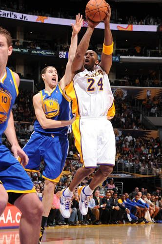 4/1/12 - Lakers' 120-112 win over Golden State