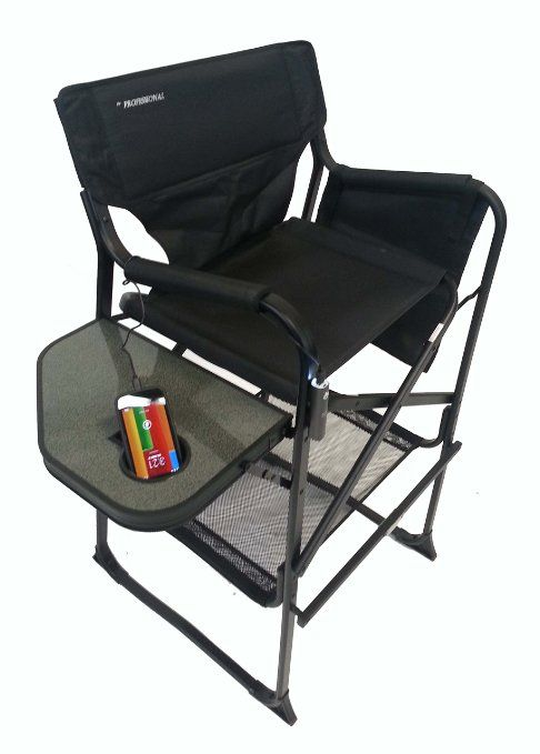 Folding Executive Chair Rocking Babies R Us The Professional Limited Edition World S Best Tall Directors With New Portable Power