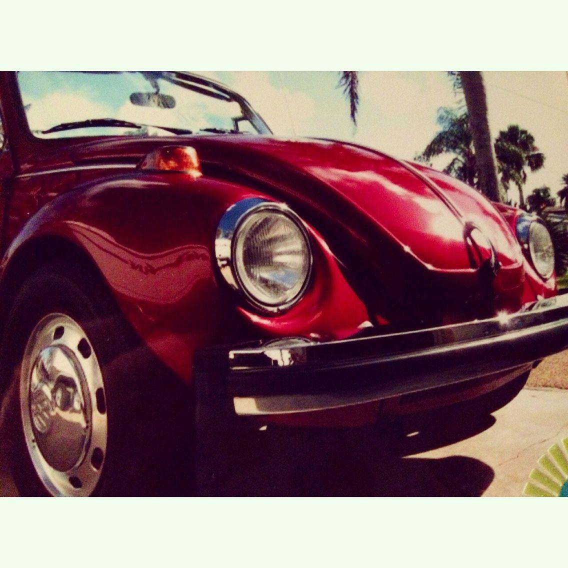 Sally, 1974 VW Super Beetle Convertible... KGray