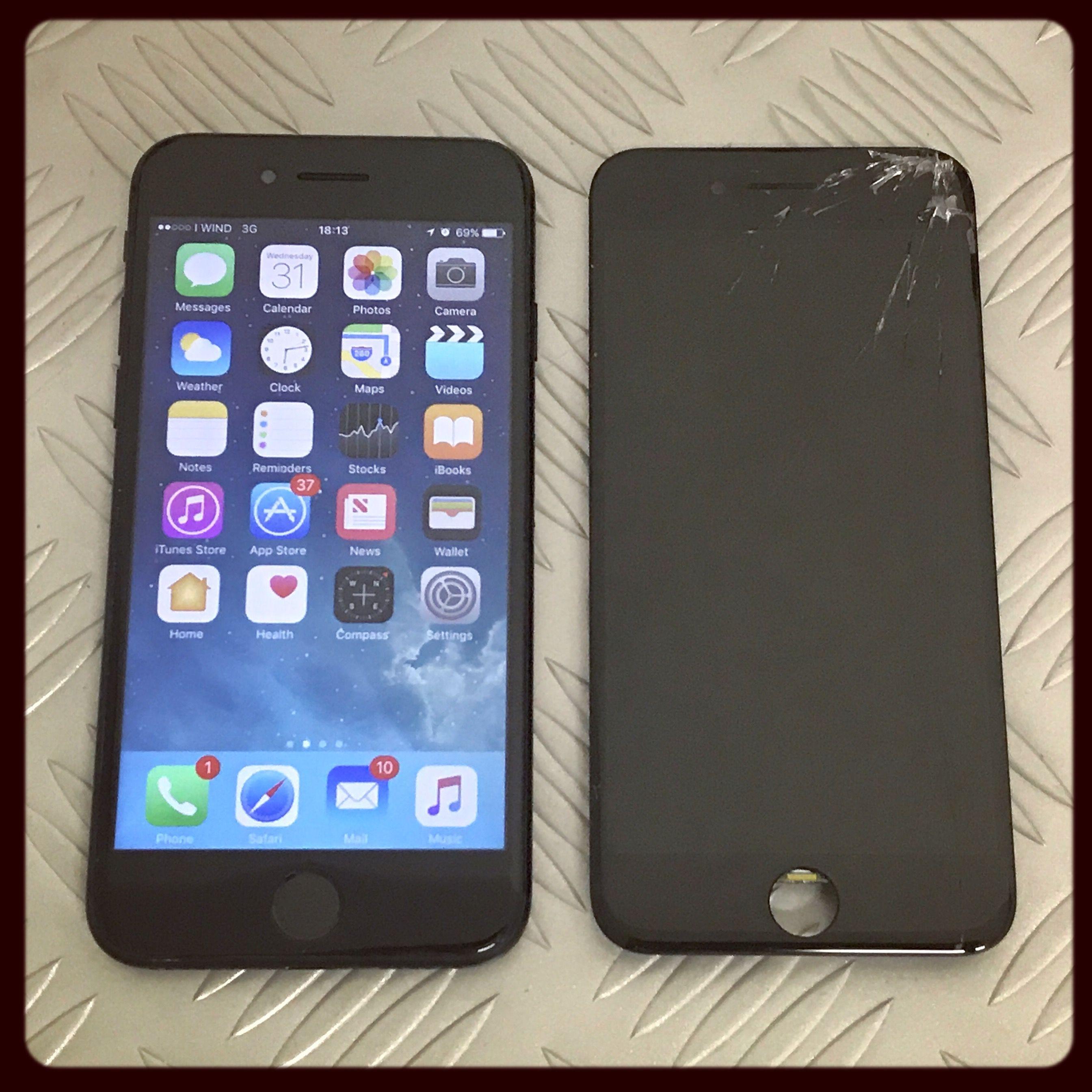 Hai rotto il display del tuo iPhone 7? Il tuo iPhone 6 è caduto in acqua o il tuo iPad Air ha subito un danno accidentale? Grazie ai nostri tecnici professionali qualificati e di comprovata esperienza, qualsiasi problema abbia il tuo dispositivo  Apple, noi possiamo ripararlo subito! 📱💻🛠  Master Lab Repair® Viale Foggia 21 Carovigno, (Br) Tel. 0831-1593955 Tel. 329-5896614  www.masterlabrepair.it