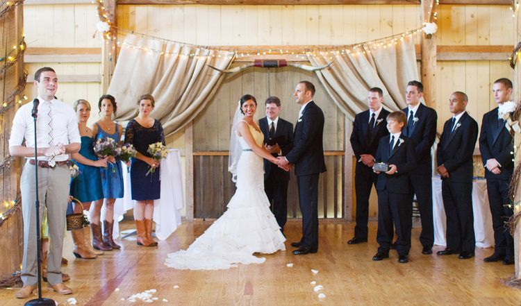 The Ranch - Indoor Ceremony