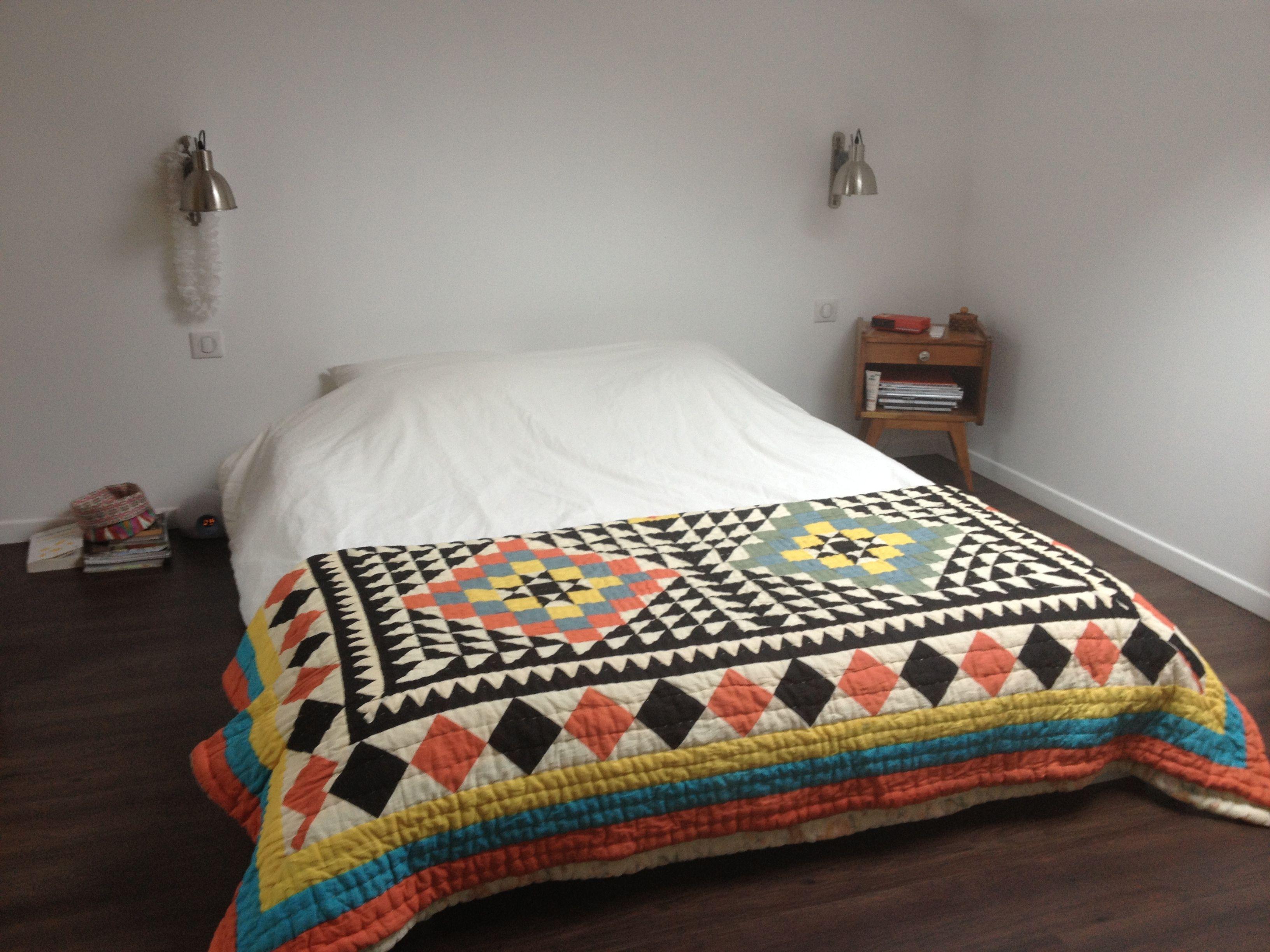 Navajo Blanket Urban Outfitters Boho Bedroom