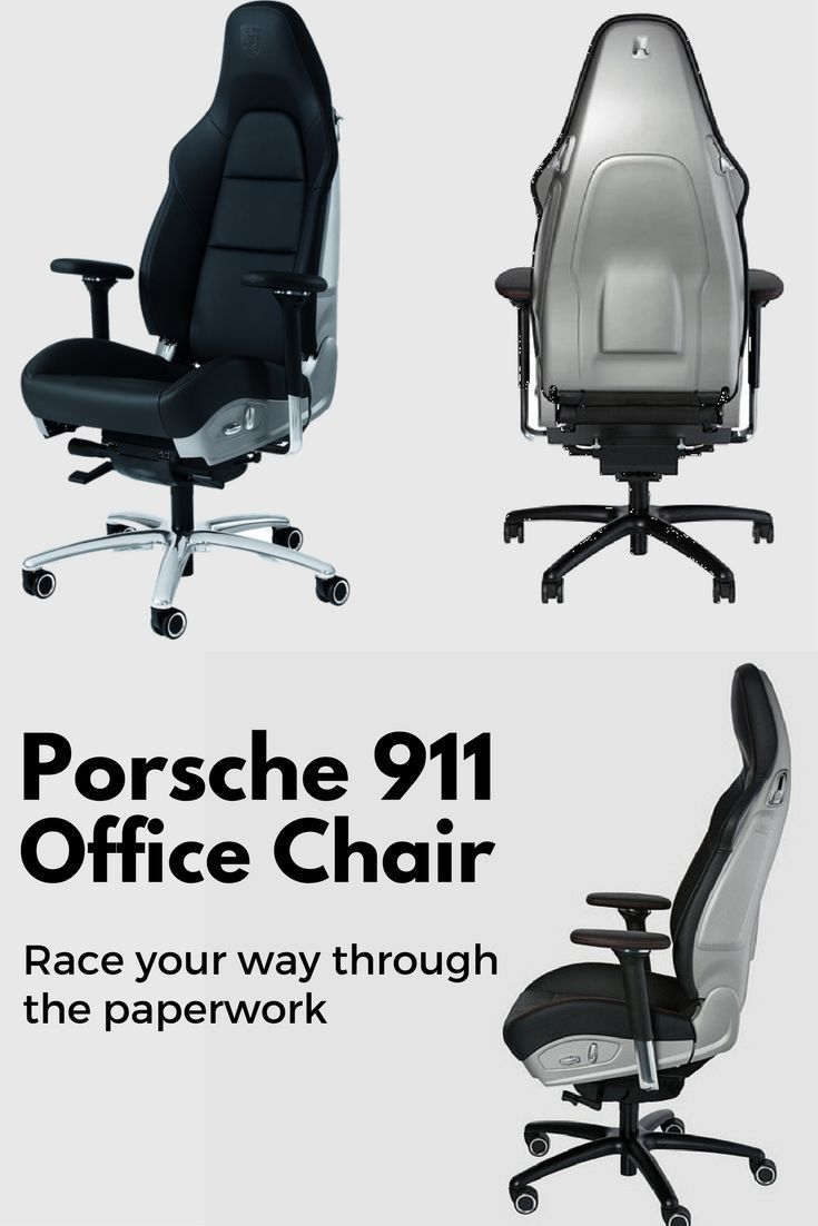 Sitting in an office canu0027t be boring hereu0027s Porsche 911 Office Chair. This is a must have in any petrol headu0027s office! & 6 Must Have Accessories For All Petrolheads | Luxury Car Lifestyle ...