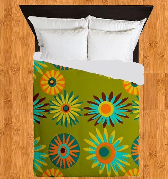 Mid Century Modern Duvet Covers Retro Duvet Cover Home Decor Bedding Mid Century Modern Bedroo Modern Duvet Covers Geometric Duvet Cover Floral Duvet Cover