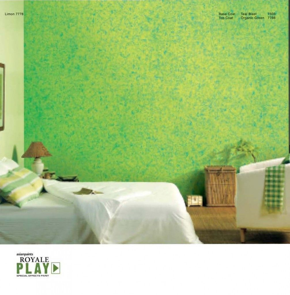 Asian Paints Royale Play Special Effect Wall Texture Design