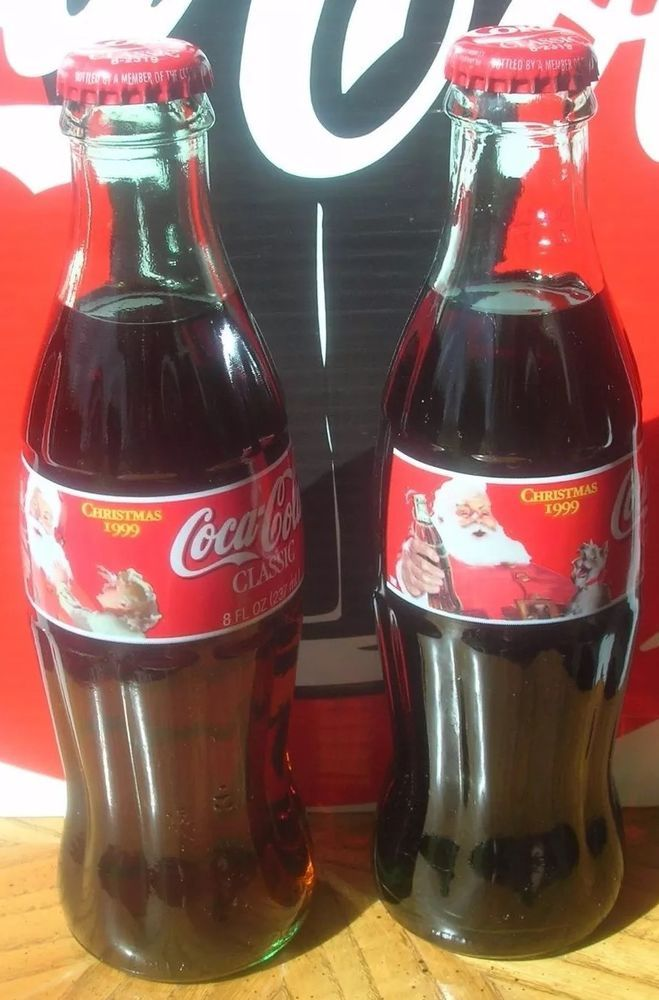Details about Lot of 4 COCA COLA Coke 2004 Holiday/Christmas