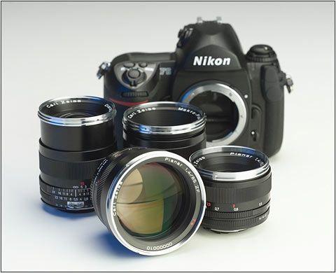 ZEISS Lenses for Nikon F Mount