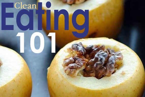 Clean eating 101: what is it, get started now, shopping lists, make almost any recipe clean, substitutions, and more. This is a nice little gem to save!!