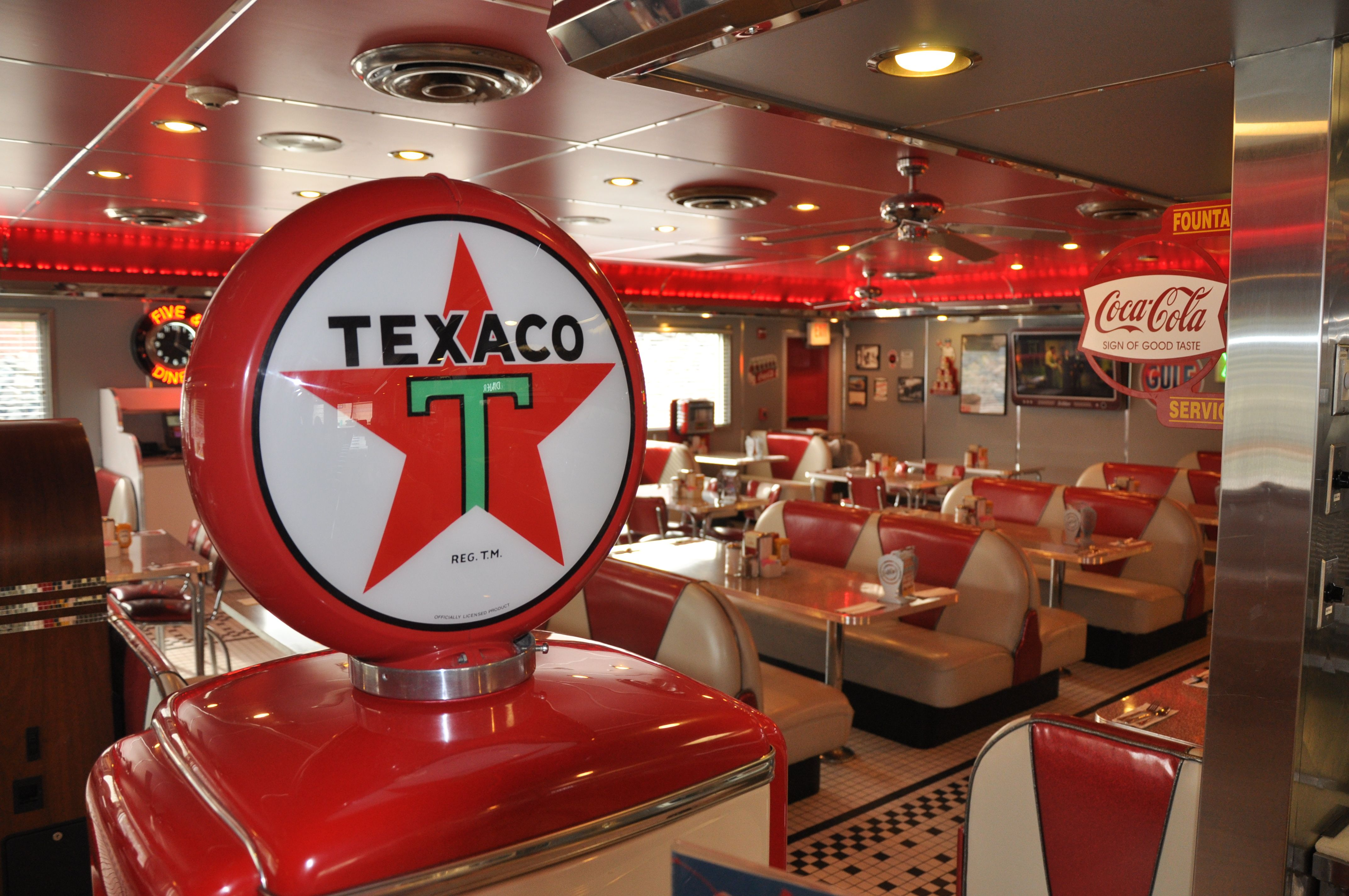 Fifties diners blast from the past s diner healthy
