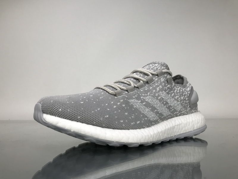 "5e744c810 Reigning Champ x Adidas Pure Boost ""Grey"" CG5330 Men Shoes for Sale2 ..."