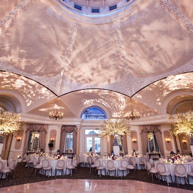 Outdoor Wedding Venues Nj: Pleasantdale Chateau Ballroom Reception