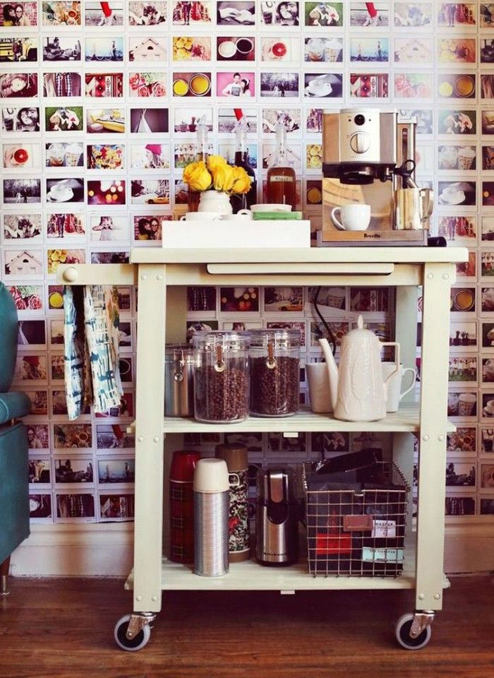 Your Very Own Coffee Bar 6 My Soon To Be Home Pinterest Bar