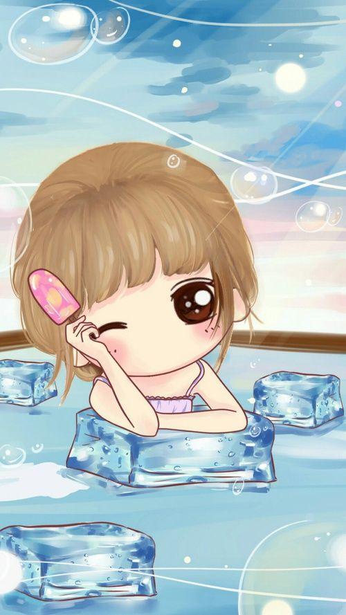 Enakei Cute And Art Image Anime Art Girl Cute Girl Wallpaper Cute Art