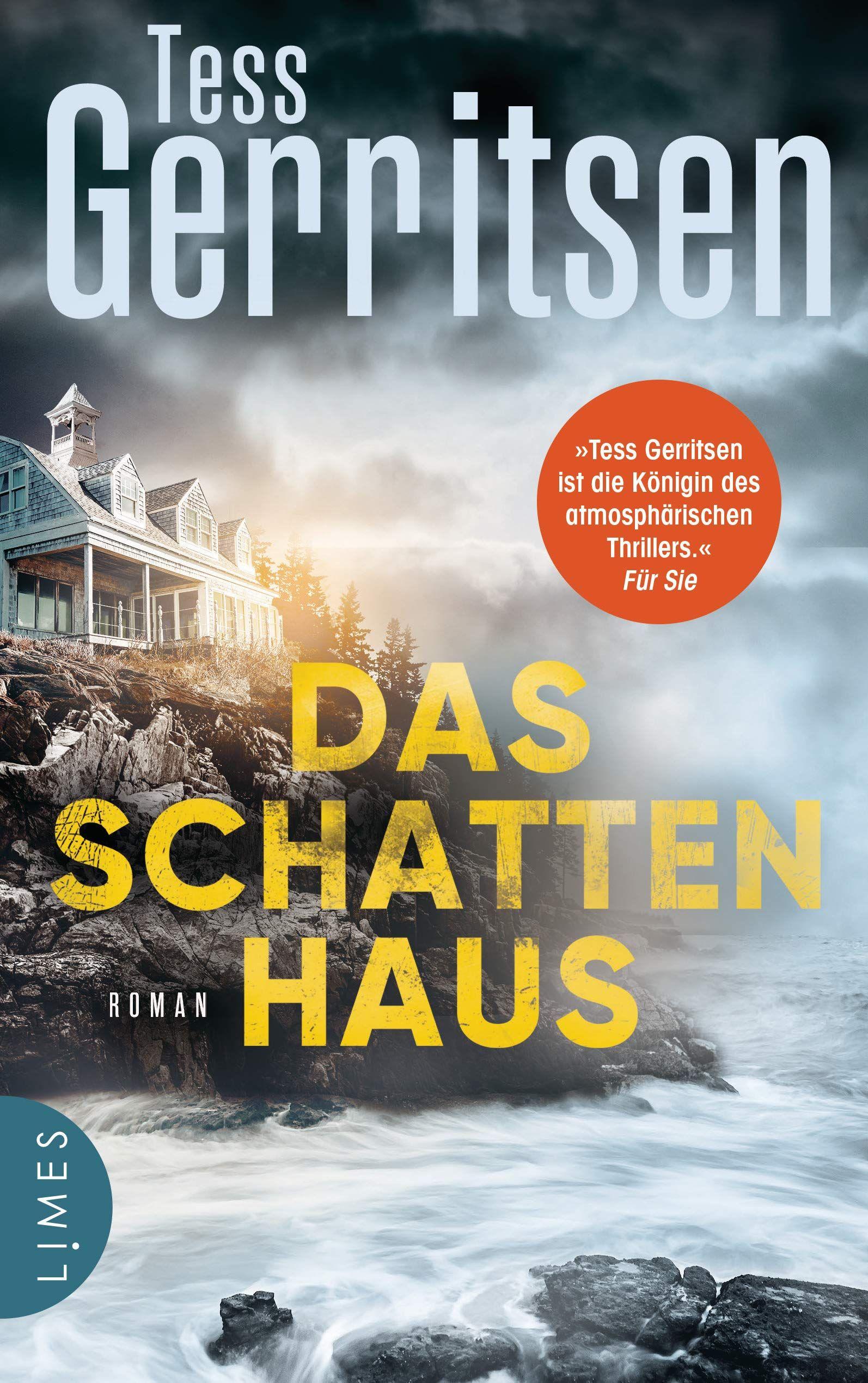 Das Schattenhaus Roman Romane Buch Bestseller Thriller