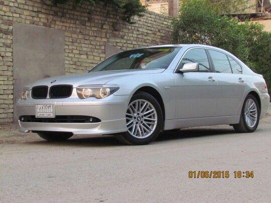 BMW e65 CSR BMW e65 BMW, Vehicles, Car