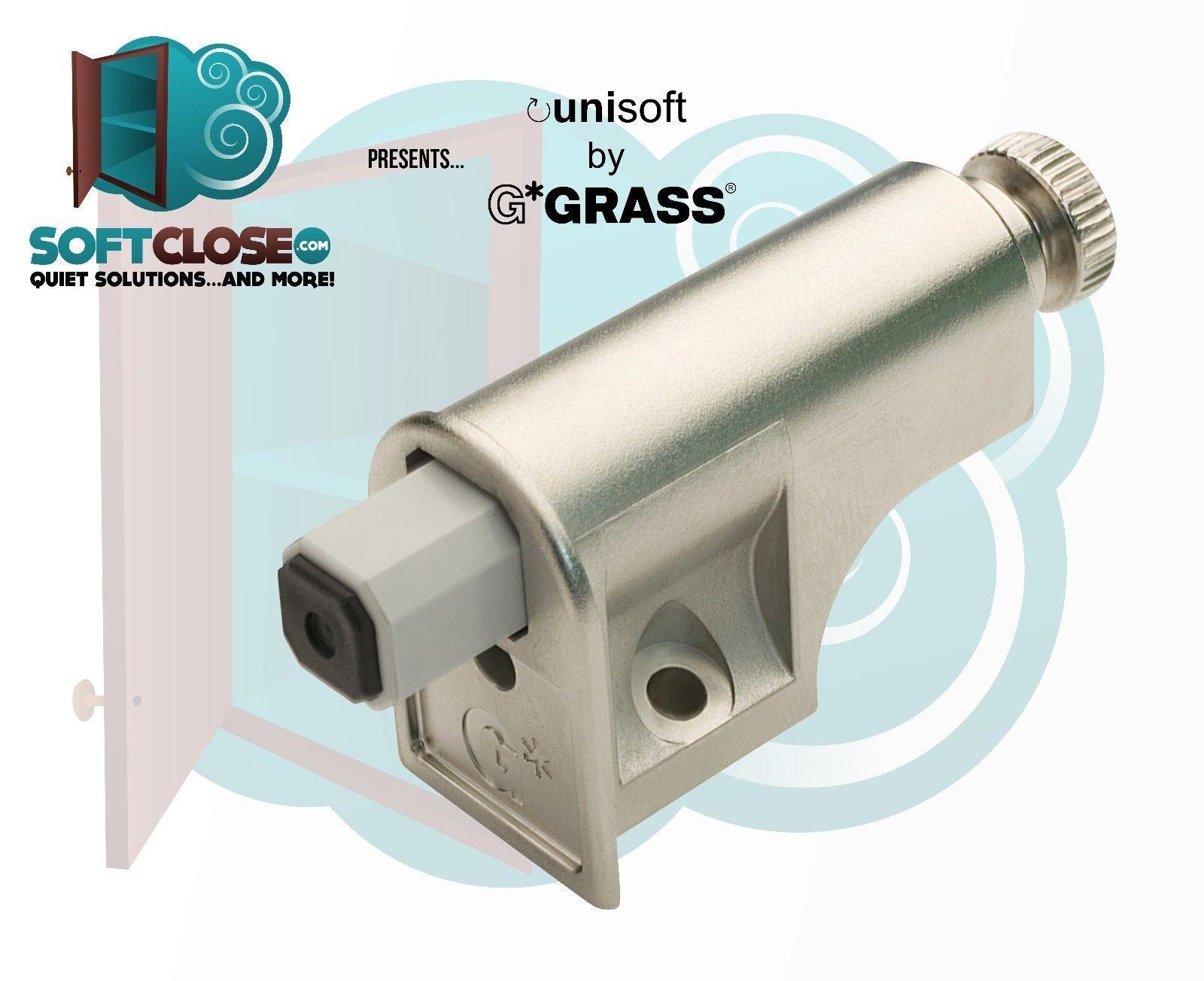 Details about (10) Grass Unisoft Universal SoftClose
