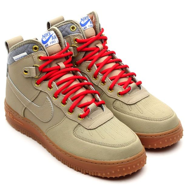 nike air force 1 duckboot bamboogum. | BLUEDUDE's ATHLETIC